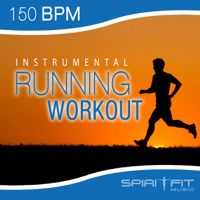 Instrumental Running Workout Track 7 SpiritFit Music