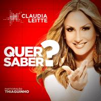 Quer Saber? (feat. Thiaguinho) Claudia Leitte