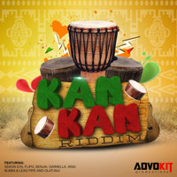 Kan Kan Riddim (Instrumental) AdvoKit Productions MP3