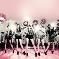 I Belong to U Super Girls song
