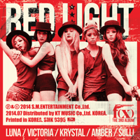 Red Light f(x) MP3