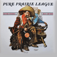 Woman Pure Prairie League