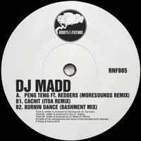 Burnin Dance (Bashment Mix) DJ Madd