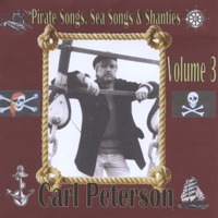 Fifteen Men On a Dead Man's Chest (Yo Ho Ho and a Bottle of Rum) Carl Peterson MP3