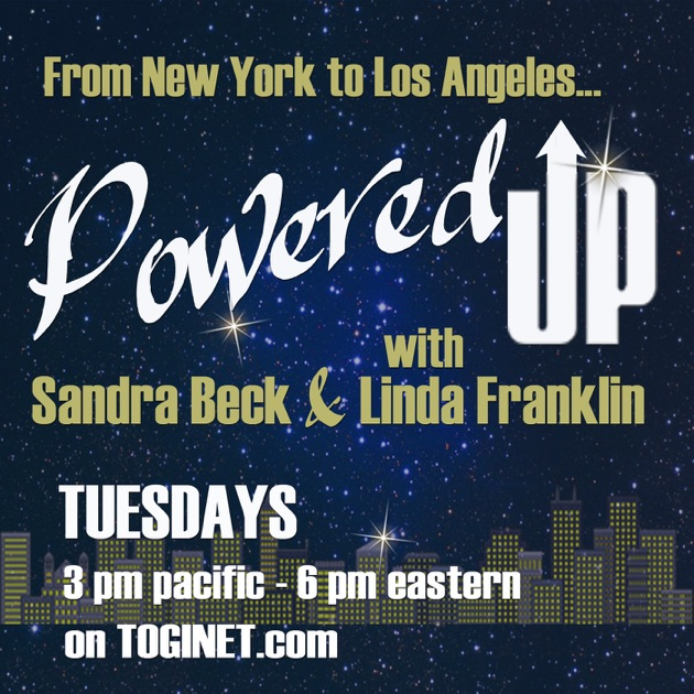 PoweredUp by Sandra Beck on Apple Podcasts