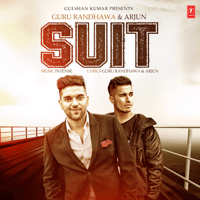 Suit Guru Randhawa, Arjun & Intense song