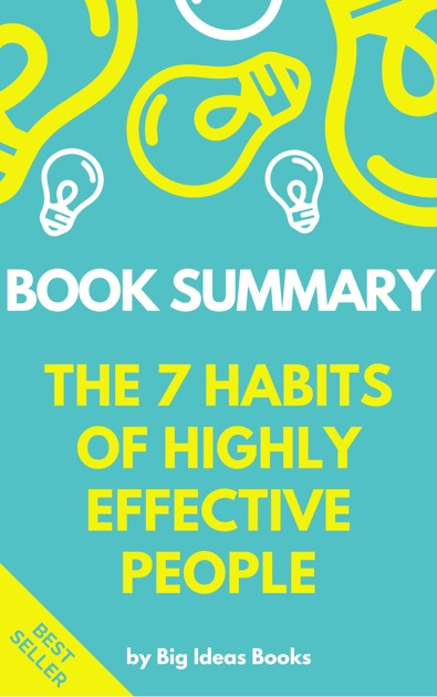 The 7 Habits of Highly Effective People by William Mathews on Apple