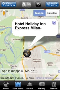 Holiday Inn Express Milan-Malpensa Airport on the App Store