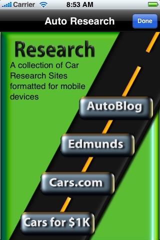 Auto Loan / Lease Calculator - AppRecs