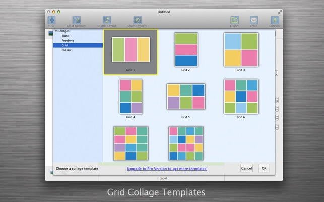 Photo Collage Maker - CollageFactory Free on the Mac App Store