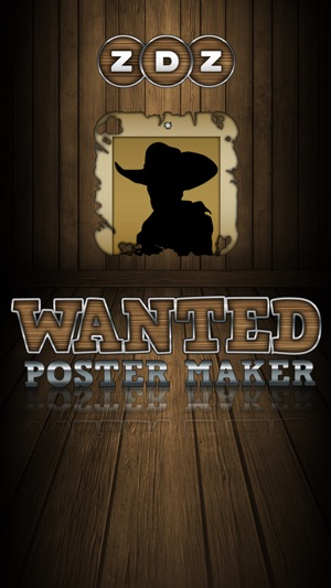 Wanted Poster Maker Photo Editor on the App Store - free wanted poster maker