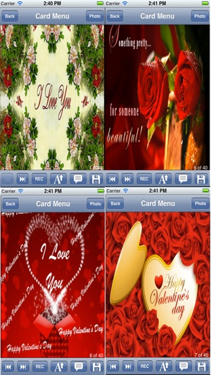 Flowers Love Cards on the App Store