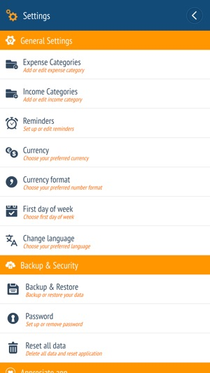Expense manager - Money tracker on the App Store - money expense tracker