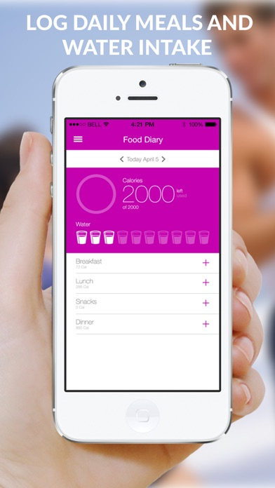Post Baby Weight Loss Challenge Lite - Calorie Tracker With Food