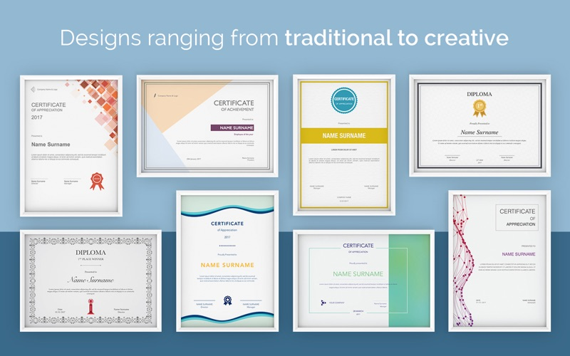 Certificate Templates - 70+ Templates for Pages App Price Drops