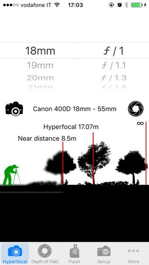 Hyperfocal on the App Store