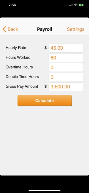 Paycheck Lite  Mobile Payroll on the App Store
