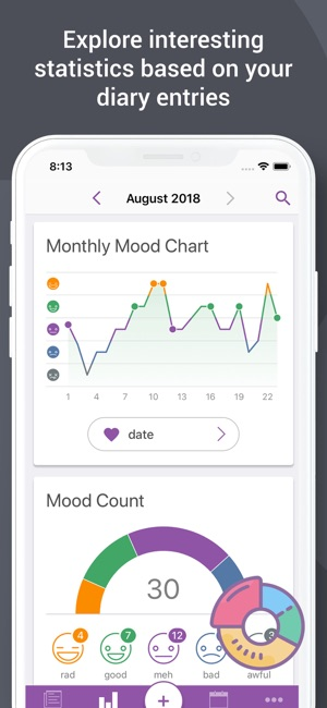 Daylio - Journal, Diary, Moods on the App Store