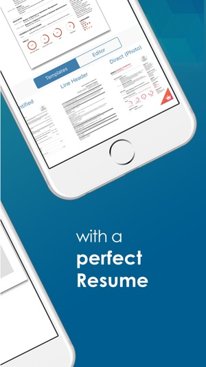 Resume Builder - Go2Job Resume on the App Store