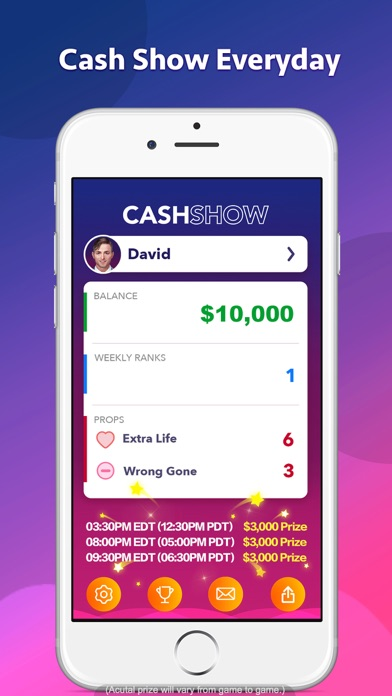 Cash Show - Win Real Cash! App Download - Android APK