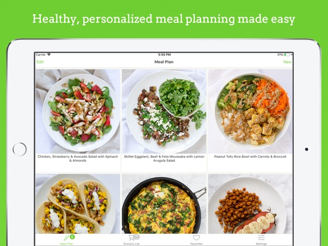 Mealime Meal Plans  Recipes on the App Store