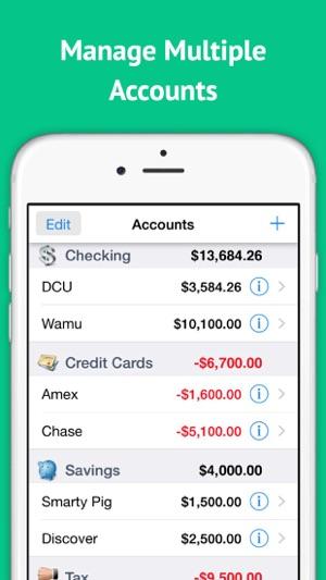 Checkbook - Ledger on the App Store