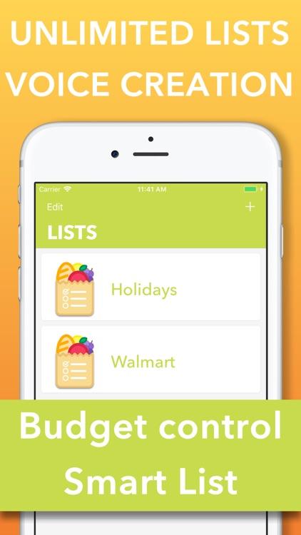Grocery List CANDY pro by Senbei Tech, SL