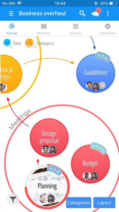 DropTask Visual To-Do List App Data  Review - Productivity - Apps - visual to do list