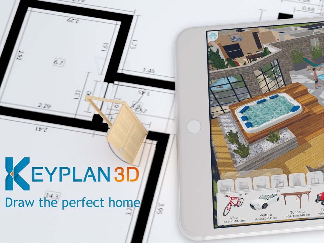 3d Home Keyplan 3d Home Design App Voor Iphone Ipad En Ipod Touch