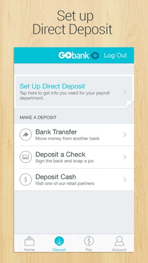 GoBank - Mobile Banking on the App Store