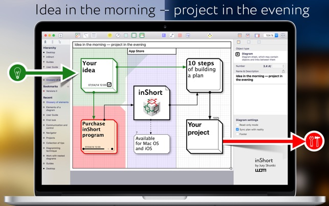 inShort Project  Workflow on the Mac App Store