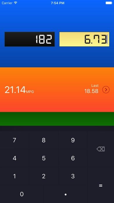 QuickMPG - gas mileage calculator App Price Drops