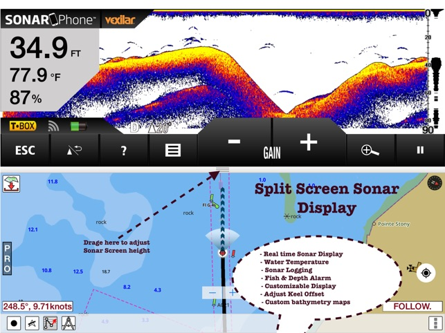 i-Boating Marine Charts  Gps on the App Store