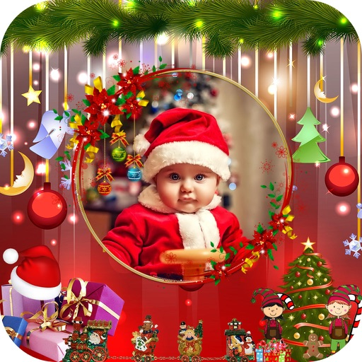 Christmas Photo Frame 2016 HD by Bhavik Savaliya