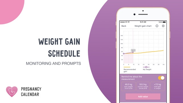 Pregnancy Tracker and Baby app on the App Store
