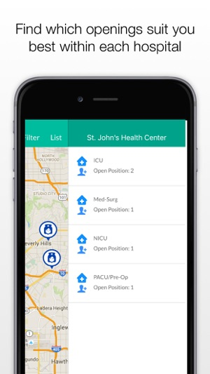 Kiwi Link - Find the Perfect Travel Nurse Job on the App Store