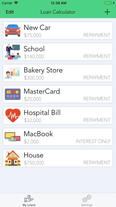 Loan Calculator - Loan Calc + App Price Drops
