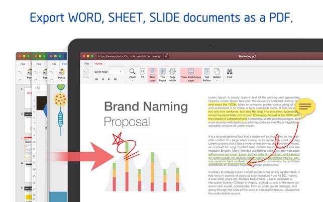 Polaris Office - Docs  PDF on the Mac App Store