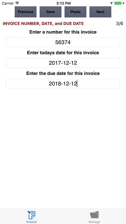 Invoice Builder Pro by Sheila Cosey