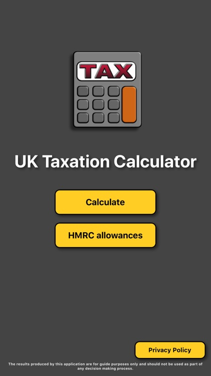 Uk tax salary calculator by Claire Holmes