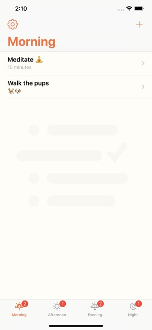 Routines - Daily Task Manager on the App Store