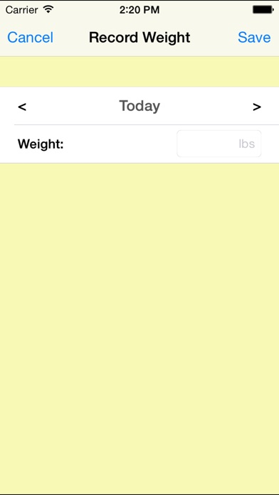 Pregnancy Pounds - Weight Tracking App - AppRecs