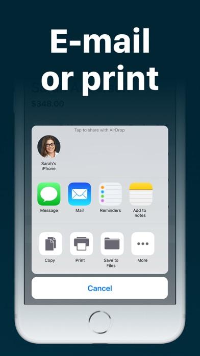 Invoice Maker App 20 - App - Mobile Apps - TUFNC