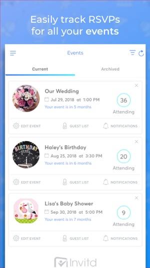 Invitation Maker en App Store