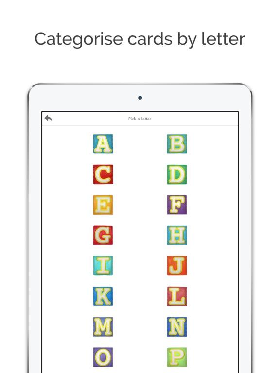 Flashcards App - Baby flash cards in english - AppRecs