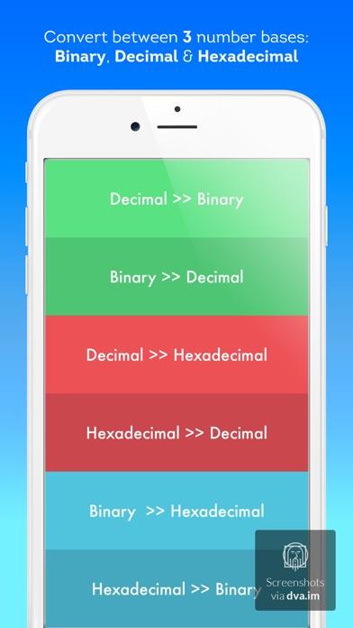 Binary to Decimal to Hexadecimal Converter - by Aldiyar Ablyazov