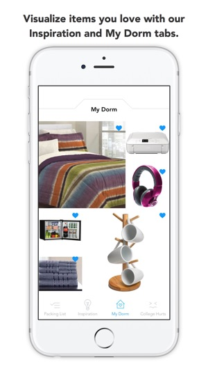 College Packing List on the App Store