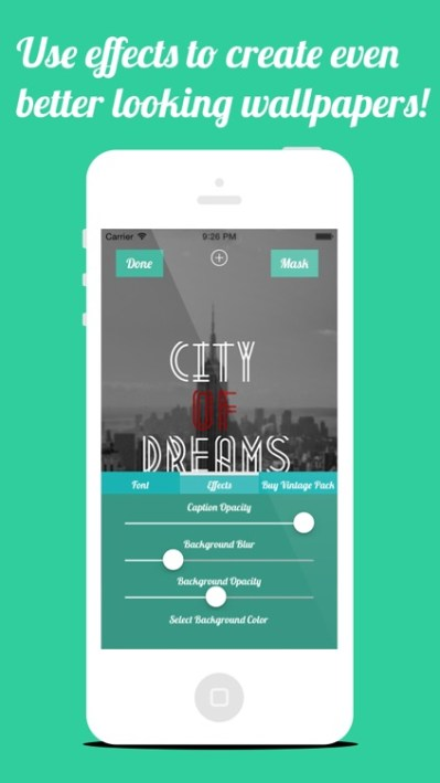 The Wallpaper Maker Pro - Create Custom Wallpapers and Backgrounds Using Masks, Captions, and ...
