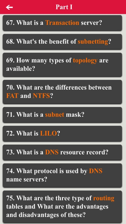 Networking Interview Questions by Hung Ho