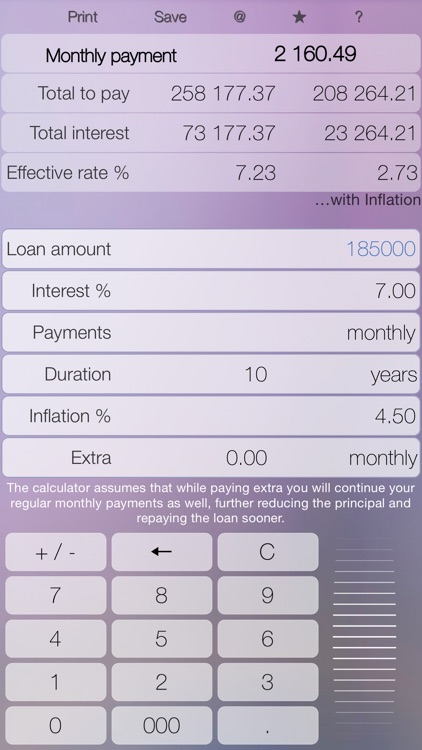Mortgage - loan calculator by Strelka Limited